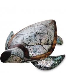 54-015-02 Декоративное изделие из перламутра «Черепаха»
