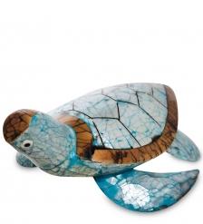 54-057-02 Декоративное изделие из перламутра «Черепаха»