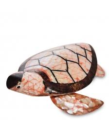 54-058-01 Декоративное изделие из перламутра «Черепаха»