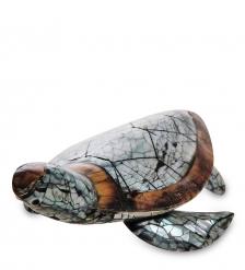 54-058-02 Декоративное изделие из перламутра «Черепаха»