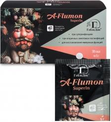 MED-54/03 «A-Flumon» SuperIn концентрат пищевой для восстановления иммунитета, 30 саше по 5 г