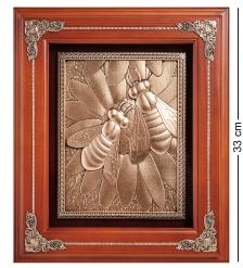 ПК-226 Ключница «Пчелы» 29х33