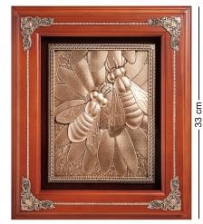 ПК-229 Панно «Пчелы» 29х33