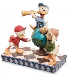 Disney-6001286 Фигурка «Билли, Вилли, Дилли  Утиные истории »