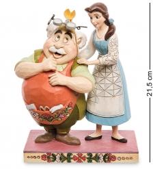 Disney-6002806 Фигурка «Принцесса Белль с отцом»