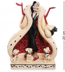 Disney-6005970 Фигурка «Круэлла Де Виль  101 Далматинец »