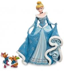 Disney-6002181 Фигурка  Золушка на балу