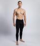 Кальсоны мужские 7109/7, обхват талии 082, рост 182-188, черный  Serge