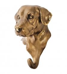 БФ-136 Фигура  настенная вешалка   Голова собаки