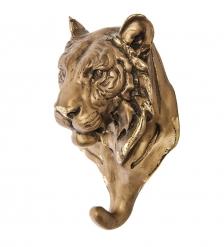 БФ-137 Фигура  настенная вешалка   Голова тигра