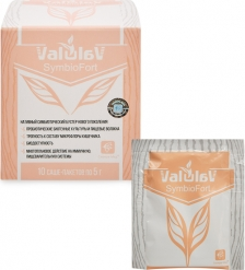 MED-59/13 «ValulaV» SymbioFort комплекс пробиотиков и пребиотиков, 10 саше-пакетов по 5 г