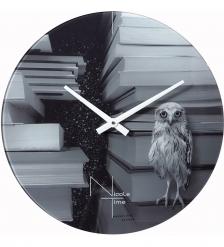 SLT-14 Часы настенные OWL