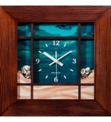 SLT-43 Часы настенные МОРСКОЕ ДНО