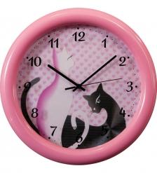 SLT-64 Часы настенные CATS