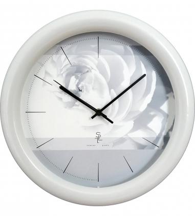 SLT-67 Часы настенные PEONY
