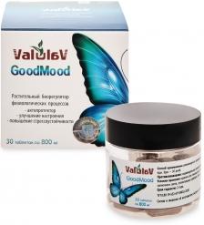 MED-59/14 «ValulaV» GoodMood комплекс для повышения стрессоустойчивости, №30*800 мг