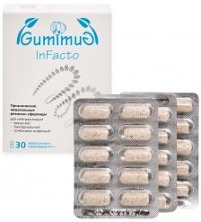 MED-65/01 «GumlmuG InFacto» жевательные сфероиды для нейтрализации инфекции, 30*1 г
