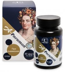 MED-66/01 «A-Pneumon» концентрат пищевой на основе растительного сырья в таблетках №30*2,5 г
