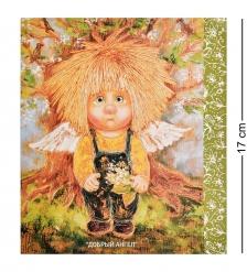 ANG-1471 Открытка «Добрый ангел» 15х17