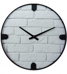 SLT-71 Часы настенные WHITE BRICK