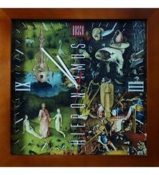 SLT-78 Часы настенные винтажные «HIERONYMUS BOSCH»