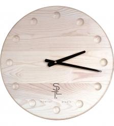 SLT-85 Часы настенные «MERCURY WHITE»