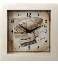 SLT-97 Часы настенные «ДИРИЖАБЛЬ»