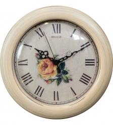 SLT-99 Часы настенные «ШЕББИ ШИК»