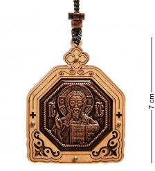 КФ-305/1 Подвеска в машину «Иисус Христос» деревянная
