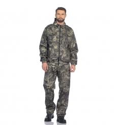 ЯЛ-02-146 Костюм муж. куртка/брюки, р.44-46, рост 170-176, кмф скалолаз