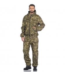 ЯЛ-02-147 Костюм муж. куртка/брюки, р.44-46, рост 170-176, кмф Тетрис хаки