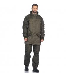 ЯЛ-02-155 Костюм муж. куртка/брюки, р.44-46, рост 170-176, демисезонный, хаки