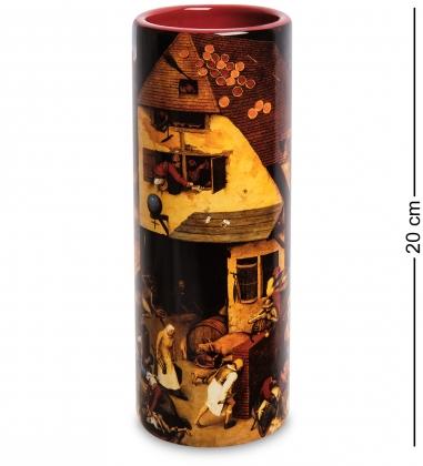 pr-VAM05BR Ваза  Bruegel.Parastone