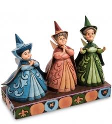 Disney-4059734 Фигурка Три феи  Спящая Красавица