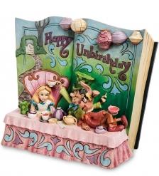 Disney-4062257 Фигурка Алиса в стране чудес  Книга сказок