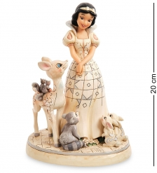 Disney-6000943 Фигурка Леcные друзья Белоснежки