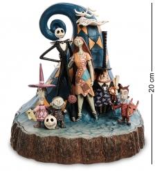 Disney-6001287 Фигурка Какой чудесный кошмар  Кошмар перед Рождеством