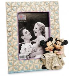 Disney-6001368 Фоторамка Микки и Мини  День свадьбы