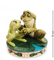 Disney-6005960 Фигурка Влюбленные  Тиана и Навин