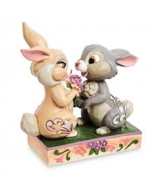 Disney-6005963 Фигурка Топотун и Цветочек  Бэмби
