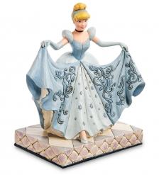 Disney-6007054 Фигурка Золушка и хрустальная туфелька  Золушка
