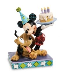 Disney-6007058 Композиция День рождения Плуто и Микки