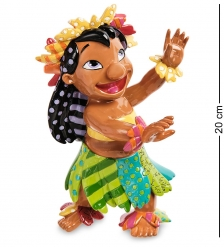 Disney-6001302 Фигурка Танцующая Лило  Лило и Стич