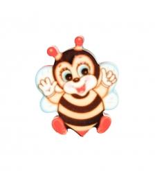 SPI-02/19 Магнит деревянный «Пчелка Лелька»