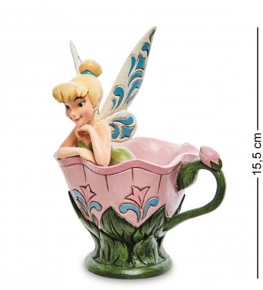 Disney-6008076 Фигурка «Фея Динь-Динь на цветке  Питер Пен »