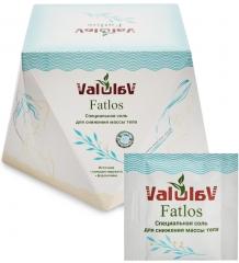 MED-59/19 «ValulaV» Fatlos соль концентрат пищевой на основе растительного сырья, 50 саше по 3 г