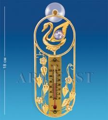 AR-3732 Термометр на липучке  Лебедь   Юнион