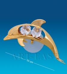 AR-3140 Фигурка на липучке  Дельфин   Юнион