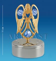AR-3836 Шкатулка «Ангел с сердцем»  Юнион