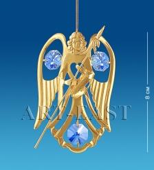 AR-3224/ 3 Подвеска «Ангел с флагом»  Юнион